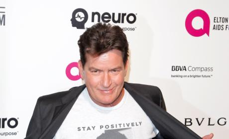 Charlie Sheen: I Can't Get Laid Now That I'm HIV Positive!