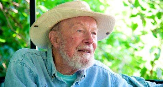 Pete Seeger Photo
