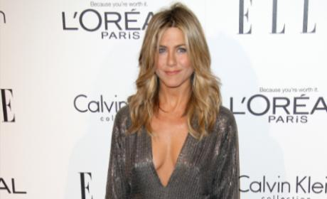 Jennifer Aniston Baby Bump?
