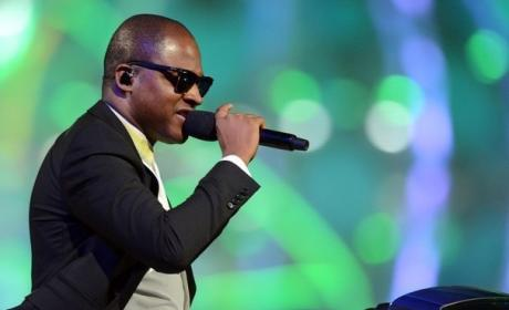 Taio Cruz and Friends Help Close Out London Olympics
