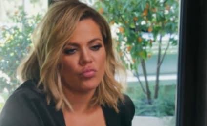 Khloe Kardashian Reacts to Kylie Jenner & Blac Chyna's BFF Selfie