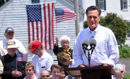 Mitt Romney Reaffirms Opposition to Gay Marriage