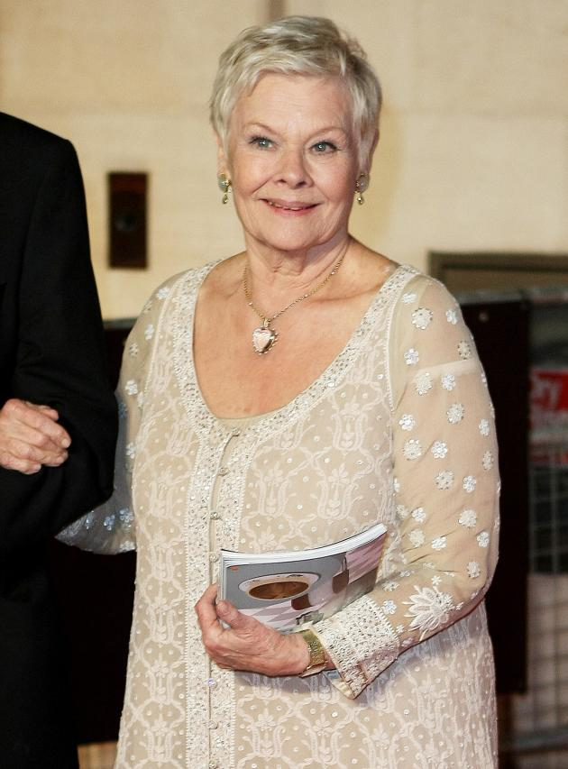 Judi Dench Picture
