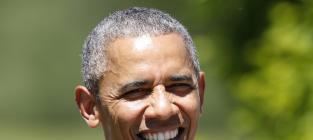 PETA Slams President Obama for Running Wild Appearance