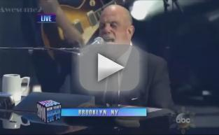 Billy Joel New Year's Eve Performance