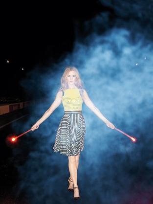 Smokey Nicole Kidman