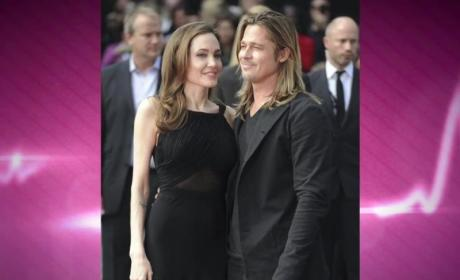 Angelina Jolie and Brad Pitt: Secretly Married?