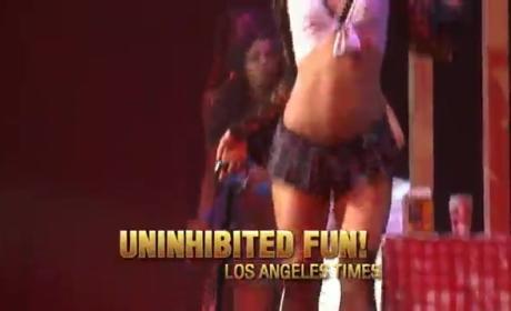 Sneak Peek: Holly Madison in Peepshow!