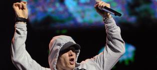 Eminem in France