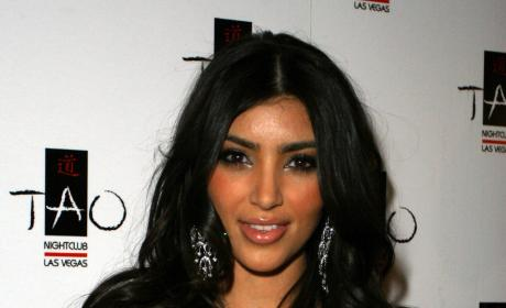 Kim Kardashian: TAO's First Princess Party
