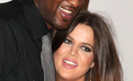 Khloe Kardashian: Texting James Harden From Lamar Odom's Bedside?!