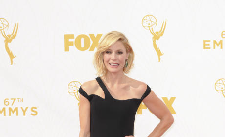 Julie Bowen at the 2016 Emmys