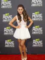 Ariana Grande at MTV Movie Awards