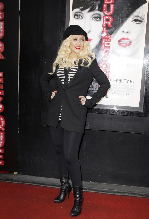 Christina in Paris