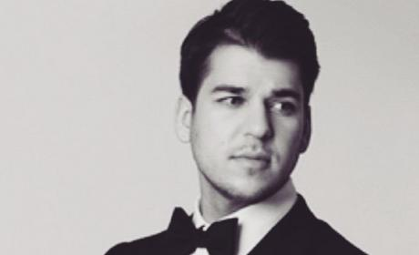Rob Kardashian: Crushed by Kris Jenner's Love for Kanye