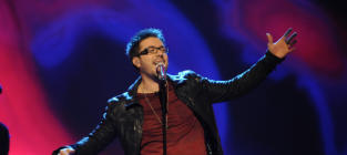 Danny Gokey: Engaged to Leyicet Peralta!