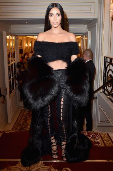 Kim Kardashian Buro 24/7 Fashion Forward Initiative