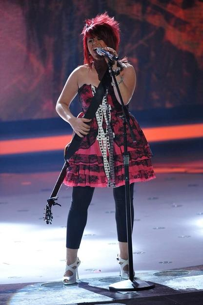 Allison Iraheta Fashion