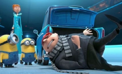 Despicable Me 2 Trailer & Poster: Guess Who's Back
