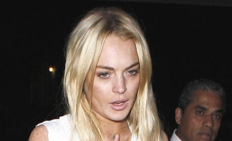 FBI Investigating Lindsay Lohan Stalking Incidents