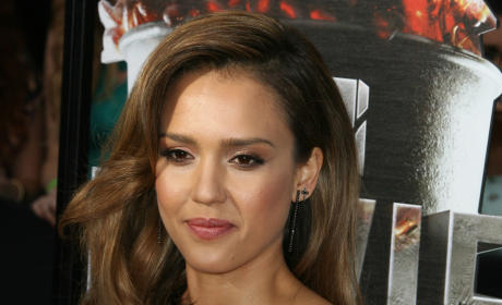 Happy 33rd Birthday, Jessica Alba!