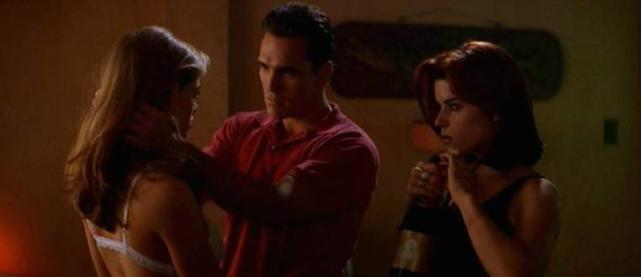 Denise Richards, Matt Dillon and Neve Campbell