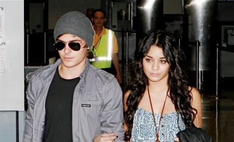 Zanessa Looks Miserable