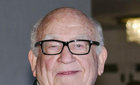 Ed Asner Hospitalized With Exhaustion