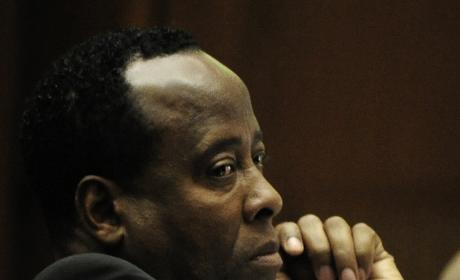 Dr. Conrad Murray to Argue Michael Jackson Was a Lost Cause, in Failing Health