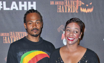 Jimmy Green: Lark Voorhies' New Husband Is Wanted by Police?!