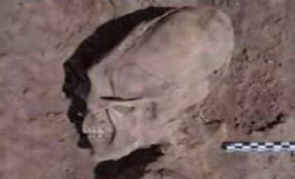 Alien-Like Skulls: Found in Mexico!