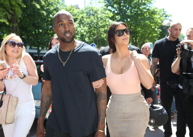 Kimye Sightseeing