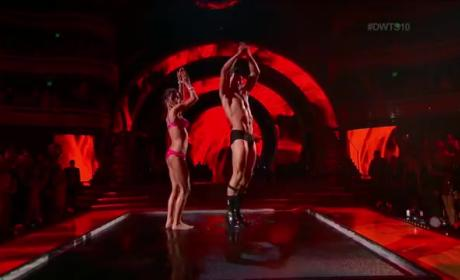 Kelly Monaco on Dancing with the Stars