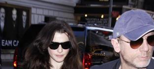 Daniel Craig and Rachel Weisz: Married!