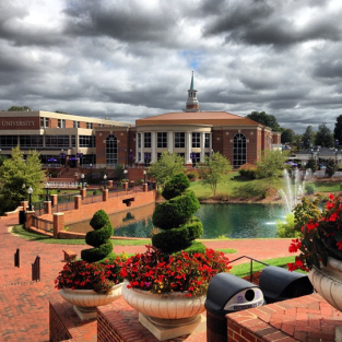 High Point University Photo