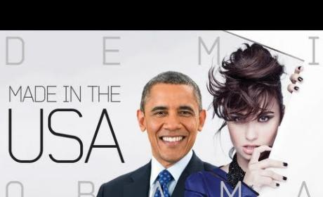 Barack Obama Covers Demi Lovato: Lip Dub Style!
