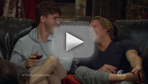 The bachelorette promo teases happy relationship