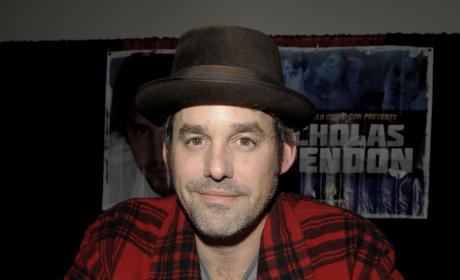 Nicholas Brendon Suicide Attempt Caught on Video: Watch the Disturbing Footage