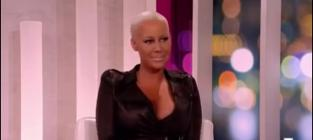 Amber Rose Reveals ENORMOUS Breast Size