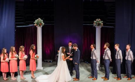 Jessa and Ben Exchange Vows