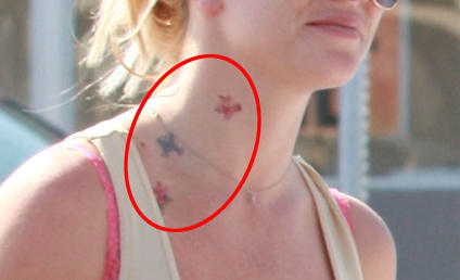 Did Britney Spears Get New Tattoos?