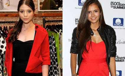Fashion Face-Off: Michelle Trachtenberg vs. Nina Dobrev