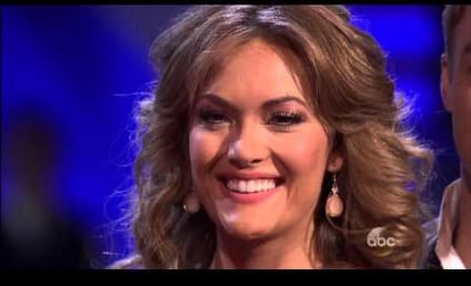 Amy Purdy Hospitalized on Dancing With the Stars, Advances Anyway