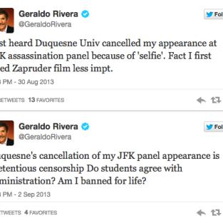 Rivera Tweets