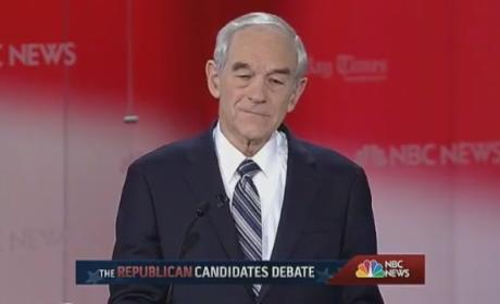 Florida Presidential Debate: Ron Paul Edition!