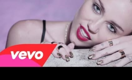 "Miley Cyrus ""We Can't Stop"" Video: Released! Twerk-Tastic!"