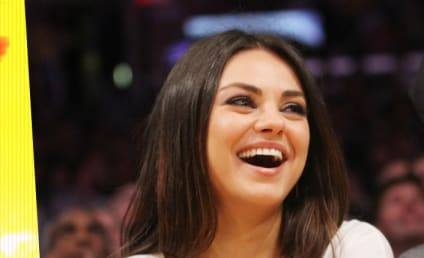 Mila Kunis: Pregnant! Ashton Kutcher to Be a Dad!
