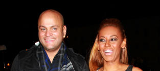 Melanie Brown Says Stephen Belafonte is a Man