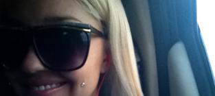 Amanda Bynes' pierced cheek: Fan? Not a fan?