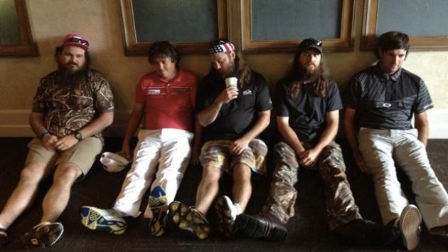 Duck Dynasty Dufnering